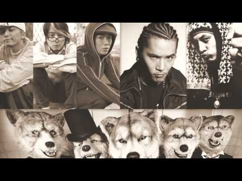 MAN WITH A MISSION feat.KICK THE CAN CREW & ZEEBRA & DragonAsh by DJ RYO THE FRAP
