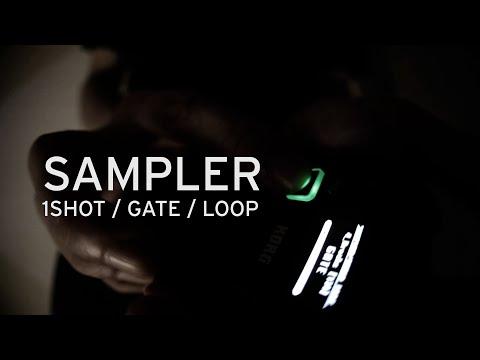 """KORG mini kaoss pad 2S (""""S"""" for sampler)"""