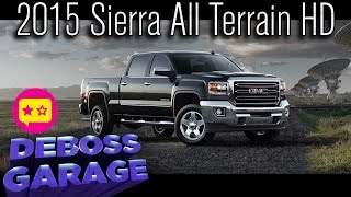 GMC Sierra All Terrain HD 2015 Videos