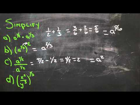 Fractional Exponents Ck 12 Foundation