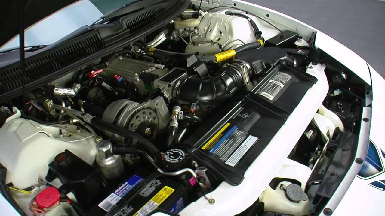 135176 1994 Pontiac Firebird Trans Am 25th Anniversary Edition