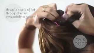 INVISIBOBBLE hairstyle STEP BY STEP - 2