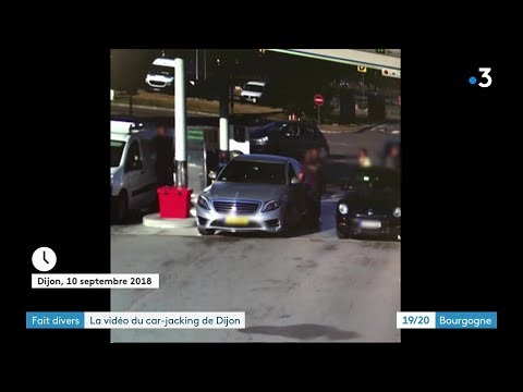 Dijon : La Vidéo De La Violente Agression Dans Une Station-service
