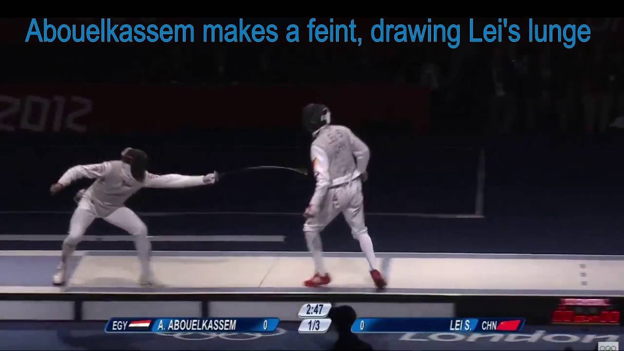 The Techniques of Foil Fencing