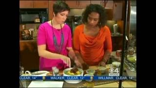 Thanksgiving Sides with a Twist: Part 1 - Mashed Potatoes with Pizzazz (11/13/12 on WCCO)