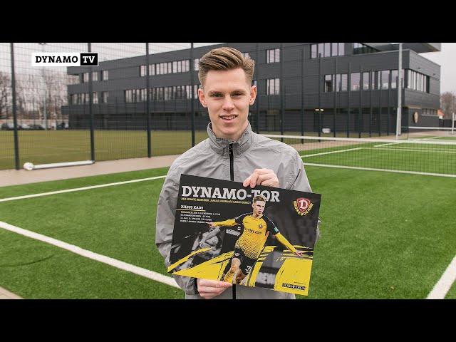 """Dynamo-Tor der Saison 2020/21"" | Voting 2 | Sieger Julius Kade"