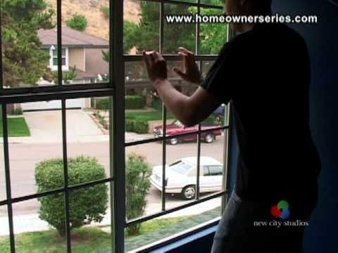 Home Inspection - Windows - Part 1 of 2
