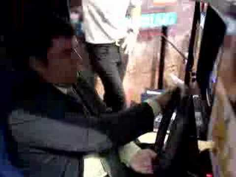 Simulador de Rally Virtual Grand Prix na CONEC.