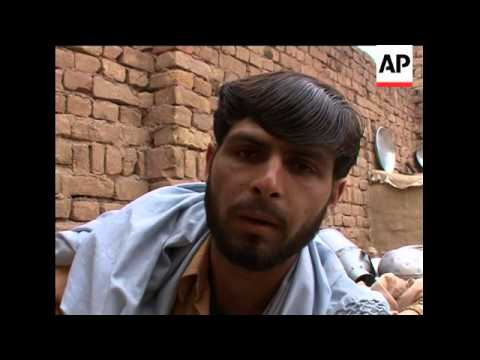 WRAP Pakistan army spokes on Swat peace talks,  IDP camps near Peshawar