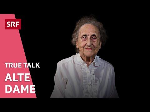 Alte Dame: «Sex habe ich keinen mehr, sonst wäre ich wohl ziemlich anspruchsvoll» | True Talk