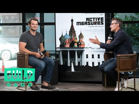 """Jack Bryan Discusses His Documentary """"Active Measures"""""""