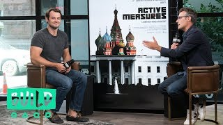 "Jack Bryan Discusses His Documentary ""Active Measures"""