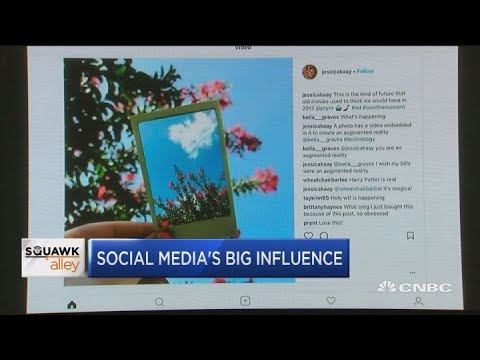 Social media's influencers mean big business for marketing
