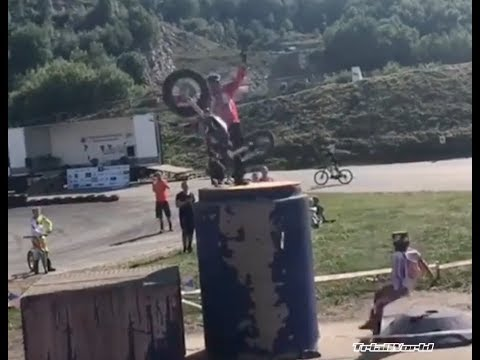 Best Trial Crashes 2019