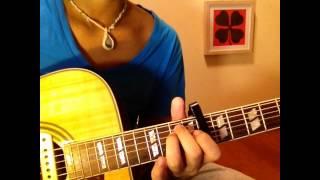 手嶌葵さんの「恋唄」を歌ってみました。8カポ。 歌ってみた一覧 → http...