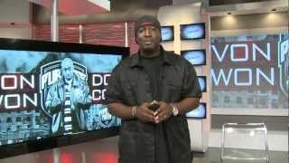 "Houston Rapper Von Won is ""Tuned In"" with Ky Meyer on NewsFix Houston"