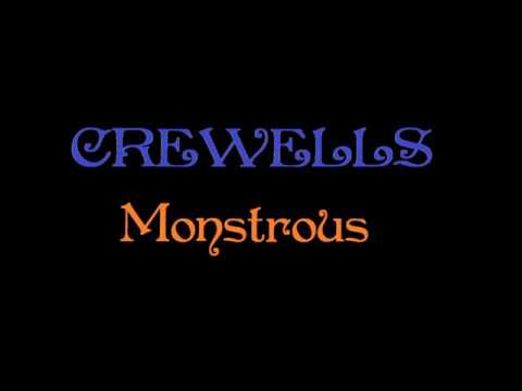 CR3WELLS - Monstrous