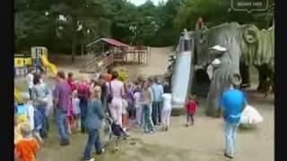 Camping de Heldense Bossen in Helden, Limburg