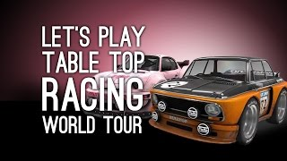 Table Top Racing World Tour Gameplay - Let