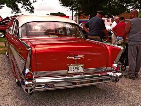 Clarksville, VA Lakefest 2016 Car Show