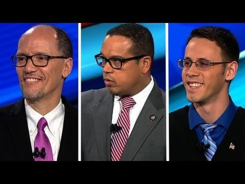 Most DNC Chair Candidates Were a Letdown at CNN's Democratic Leadership Debate