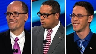 Most DNC Chair Candidates Were a Letdown at CNN