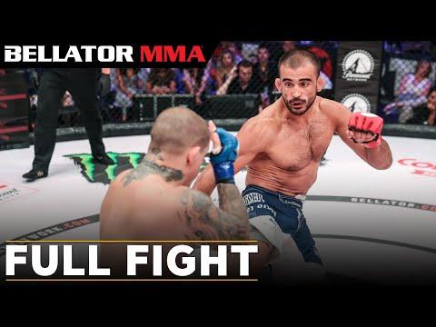 Full Fight | Andrey Koreshkov vs. Vaso Bakocevic - Bellator 203
