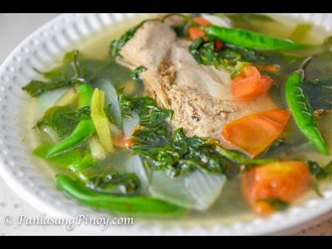 Cooking: How to Cook Tinolang Isda by Panlasang Pinoy