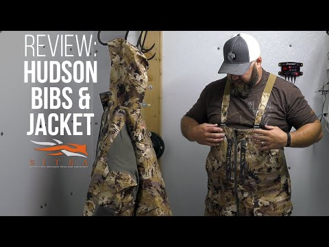 Sitka Hudson Bibs And Jacket Review
