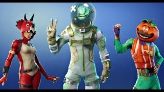 GAMEPLAY WITH A BOT-FORTNITE XONE