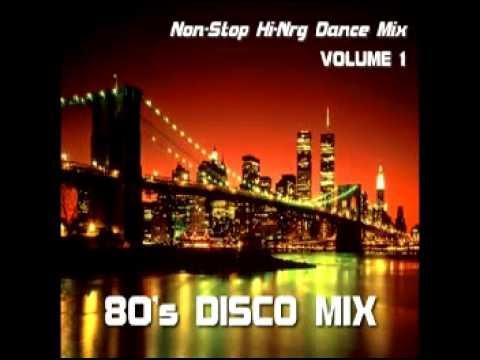 80s DISCO MIX   VOLUME 1