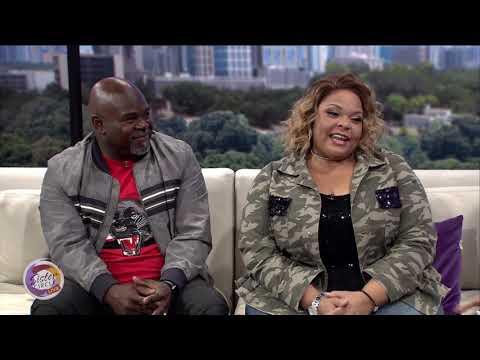 Sister Circle   David & Tamela Mann talk Marriage, Music & Lasting Love    TVONE