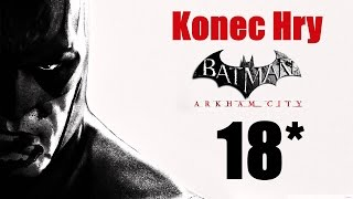 CZ tit. | Let's Play | Batman: Arkham City | #18 | NG+ | 1080p