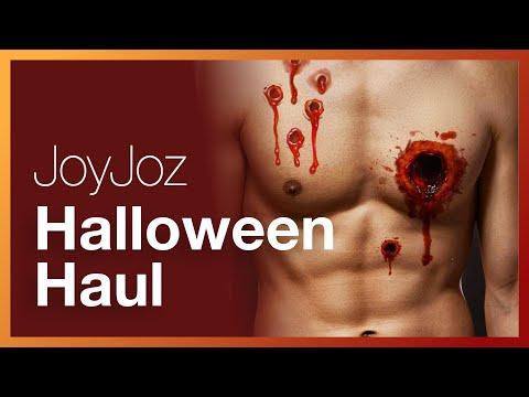 Halloween Haul from JoyJoz! thumbnail