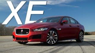 2017 Jaguar XE Quick Drive | Consumer Reports