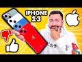 Les Raisons De Ne Pas Acheter Un IPhone 13 Et Comparaison IPhone 12 mp3