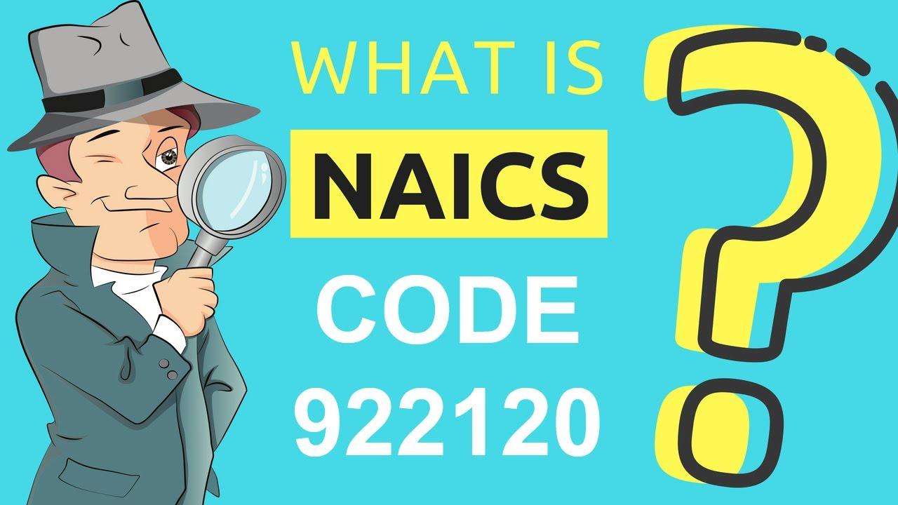 Naics Code 922120 Class Codes