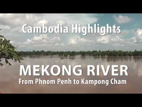 Cambodia highlights - the Mekong River
