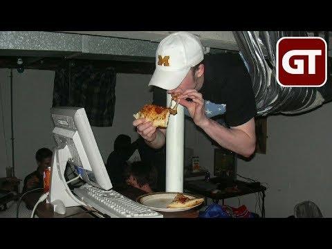 """GT Live: LAN-Parties in den 90ern - Pizza, BNC und """"Der Ordner""""!"""