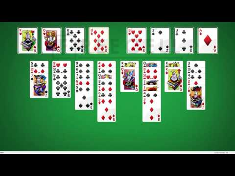Solution to freecell game #24664 in HD