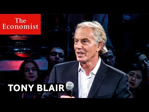 Tony Blair on the future of liberalism | The Economist