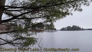 Crawling Stone Lake Video 1
