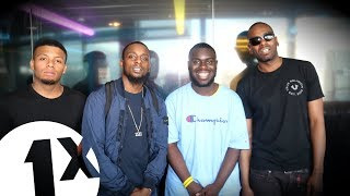 Studio 82 With Flowdan Snowy And Safone On 1Xtra