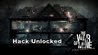 This War Of Mine Hack 2018 New Version - Cheat Unlocked - No Root - Gameplay(Android)