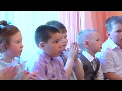 Трогательная (до слез) песня для выпускников детского сада.