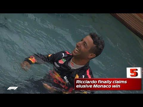Top Five Moments | 2018 Monaco Grand Prix