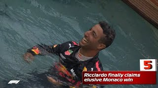 Top Five Moments | 2018 Monaco Grand Prix