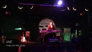 """Cori Presutti with Cori & The Music original """"She"""" at Navajo Live"""