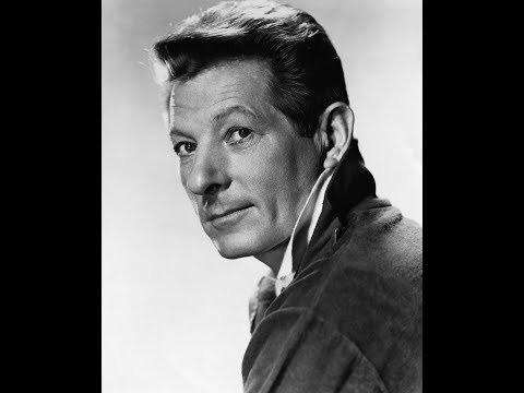 Danny Kaye (1911-1987) comedian/actor
