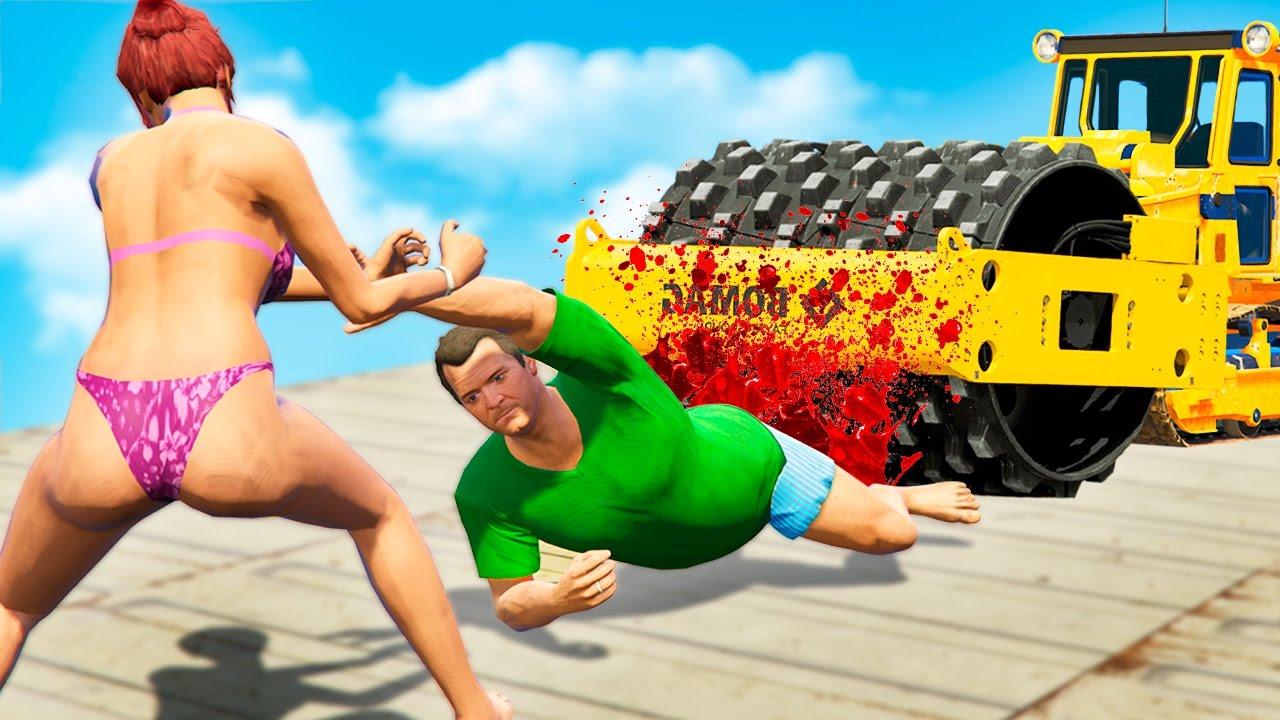 GTA 5 FAILS   #25 (GTA 5 Humorous Moments Compilation)